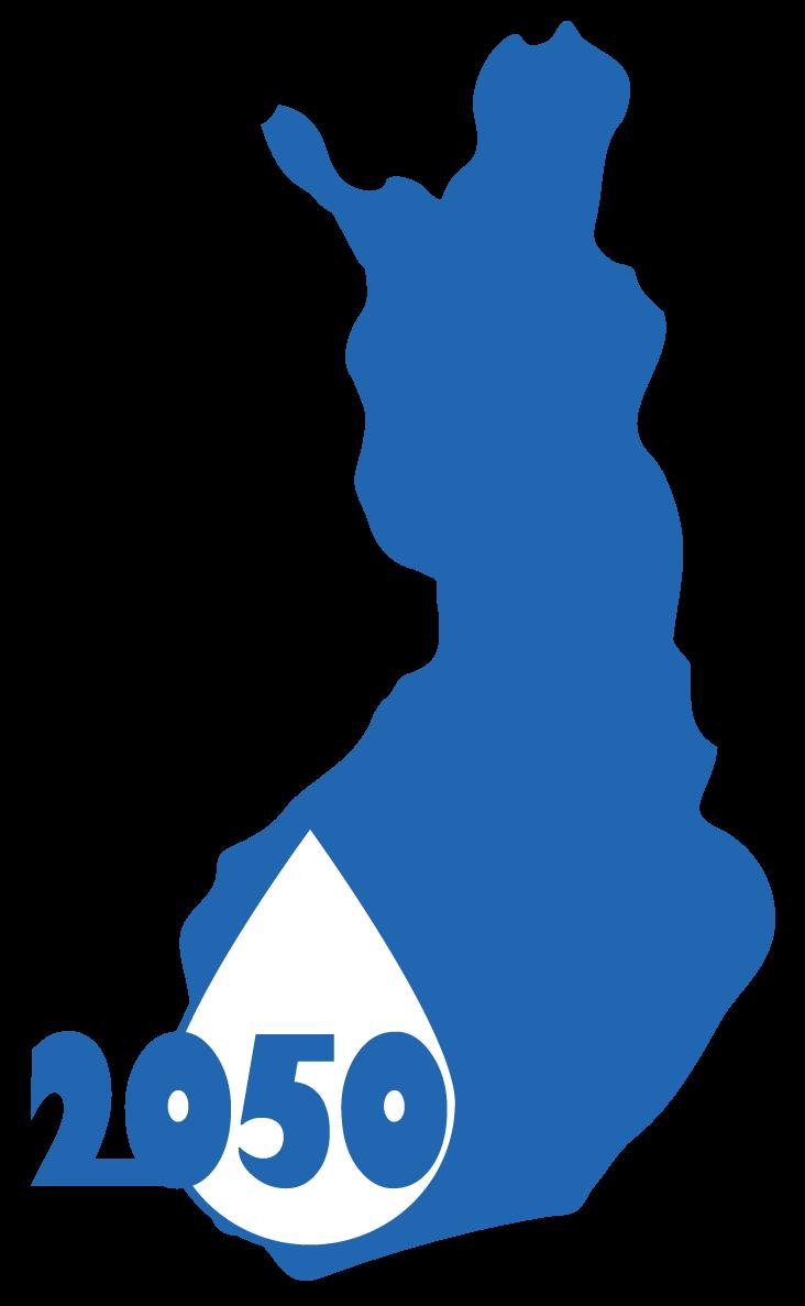 Hankkeen tavoitteena on selvittää, millainen on hyvä  ja toimiva vesihuolto vuonna 2050 ja millaisilla toimilla siihen  päästään. Hanke on alkanut vuoden 2020 alussa ja valmistuu vuoden 2021  loppuun mennessä.