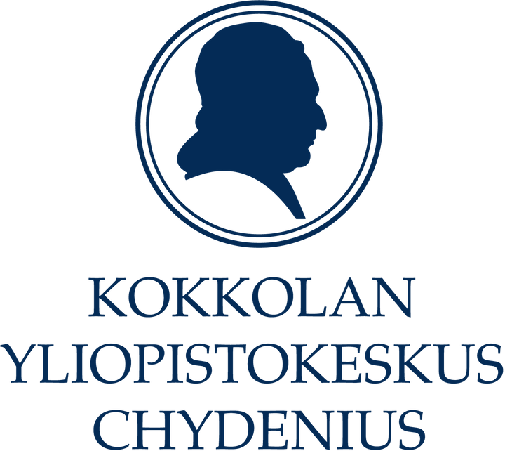 Logo of Kokkola University Consortium Chydenius