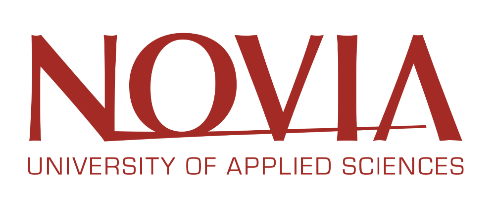 Logo of Novia University of Applied Sciences