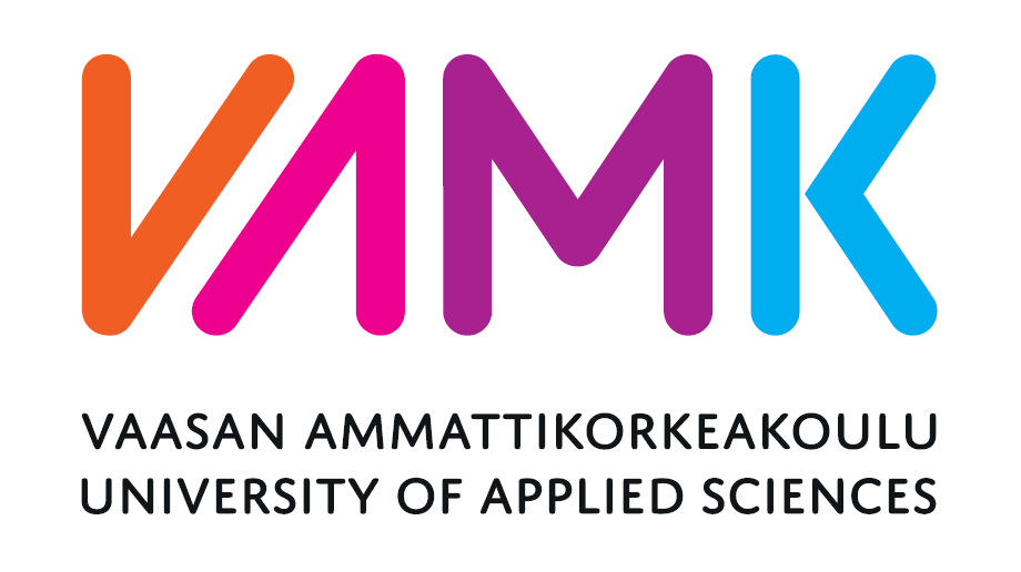 Logo of Vaasa University of Applied Sciences